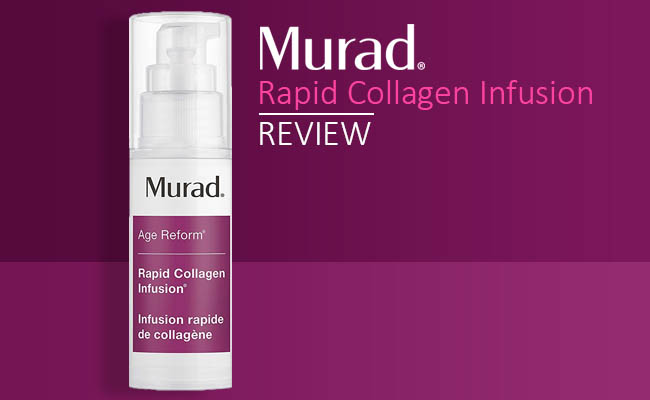 Murad Rapid Collagen Infusion Review
