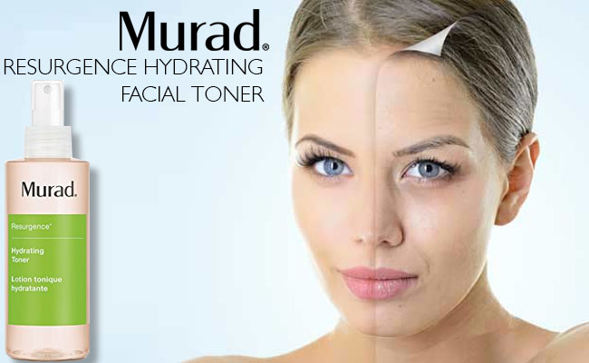 Murad Resurgence Hydrating Facial Toner Review