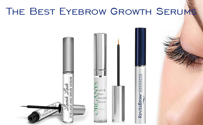 The Best Eyebrow Growth Serums Reviews