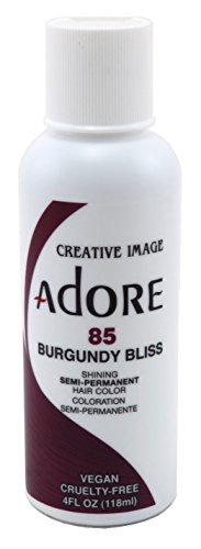 Adore Semi-Permanent Haircolor review