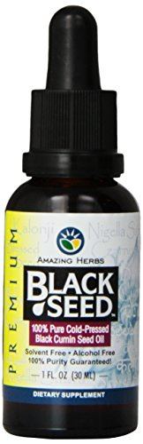 Amazing Herbs Black Seed Cold-Pressed Oil review