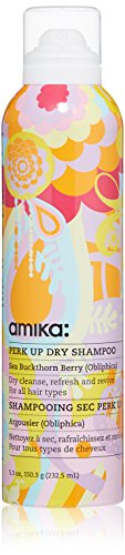 Amika Perk Up Dry Shampoo review