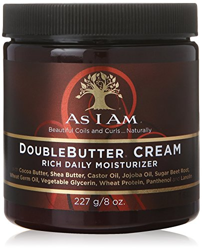 As I Am Double Butter Rich Daily Moisturizer review