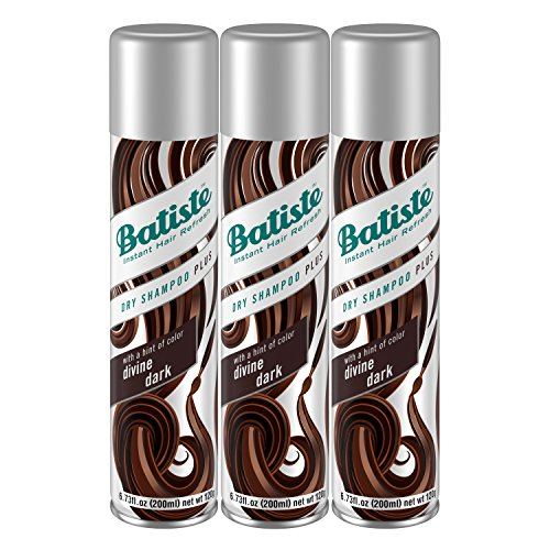 Batiste Dry Shampoo, Divine Dark, 3 Count review