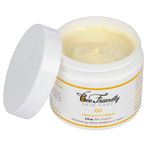 BeeFriendly Face and Eye Cream Moisturizer - does it work?