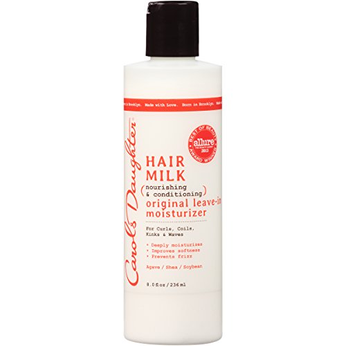 Carol\'s Daughter Hair Milk Original Leave-In Moisturizer review