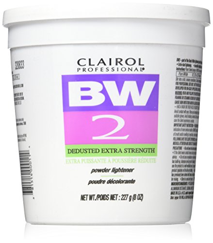 Clairol Bw2 Powder Lightener review