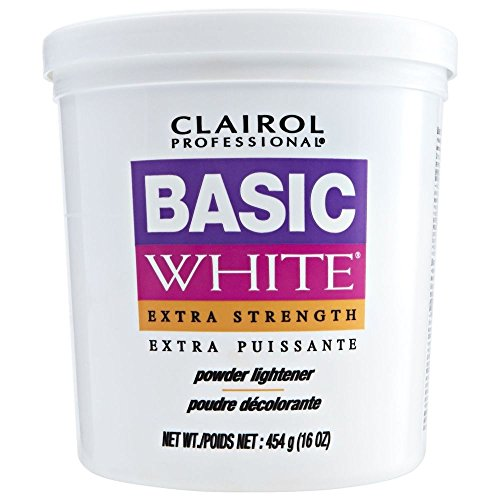 Clairol Professional Basic White Extra Strength Powder Lightener  review