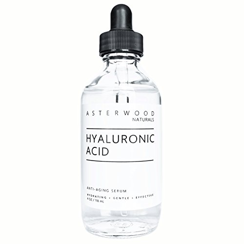 Hyaluronic acid serum by Asterwood Naturals - does it work?