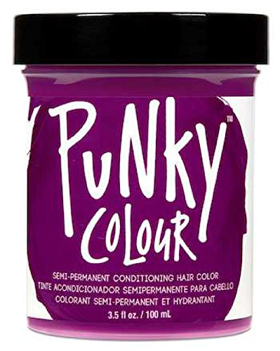 Jerome Russell Punky Hair Color Crème, Purple