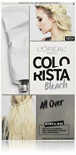 L'Oréal Paris Colorista Bleach review