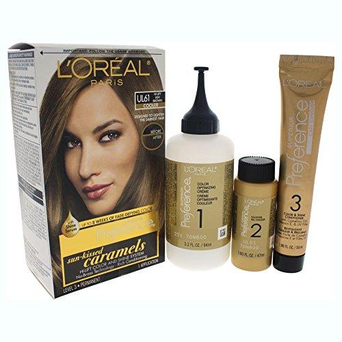 L'Oréal Paris Superior Preference Color Care System