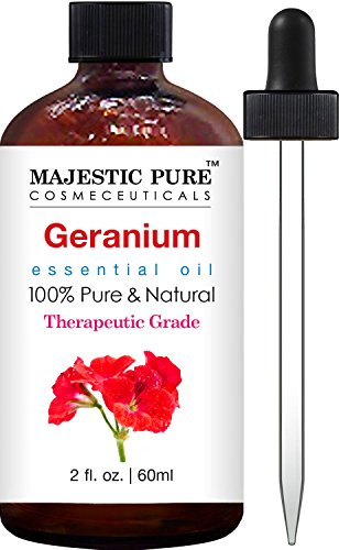 Majestic Pure Geranium Essential Oil review