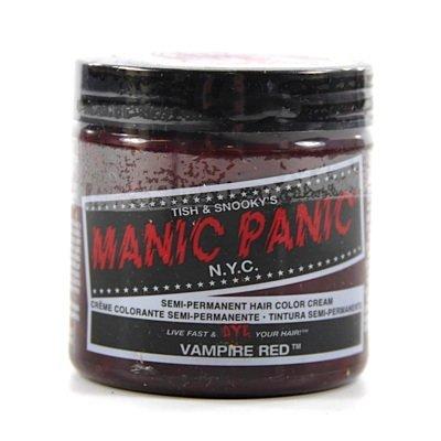 Manic Panic Vampire Red Hair Dye. review