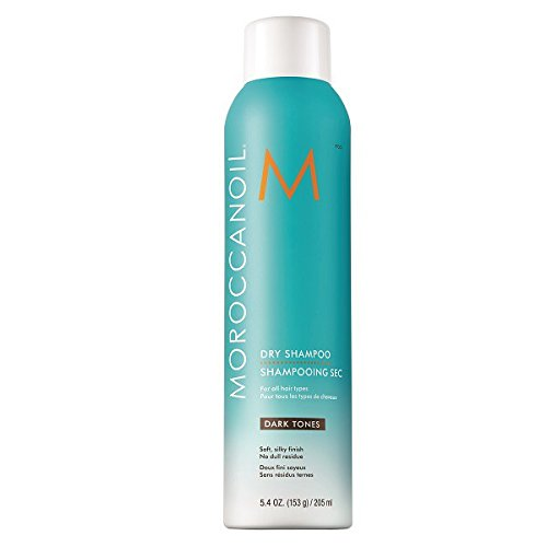 Moroccan Oil Dark Tones Dry Shampoo review