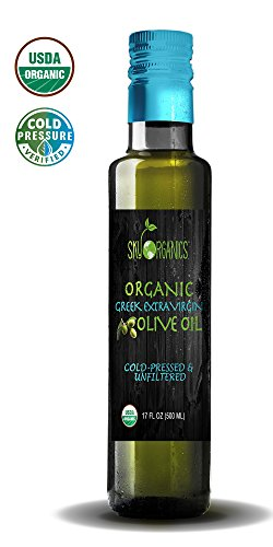Organic Extra Virgin Olive Oil by Sky Organics  review