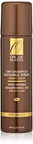 Oscar Blandi Pronto Dry Shampoo Invisible Spray review