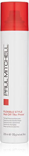 Paul Mitchell Hot Off the Press Thermal Protection Spray review