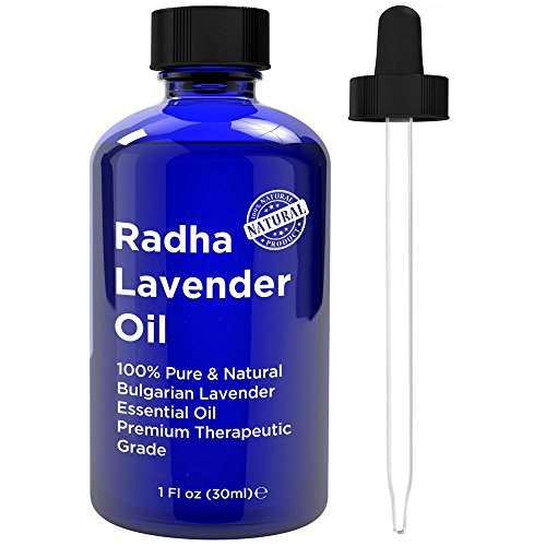 Radha Beauty Lavender Essential Oil 100% Pure & Natural  review
