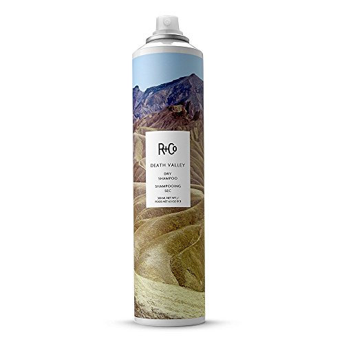 R+Co Death Valley Dry Shampoo. review