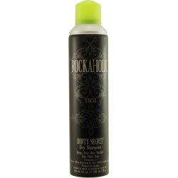 Rockaholic by Tigi Dirty Secret Dry Shampoo  review