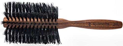 Spornette Italian 3-inch Round Boar Bristle Brush. review