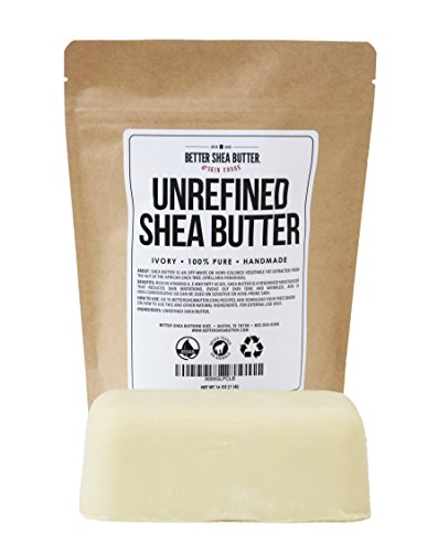 Unrefined Shea Butter by Better Shea Butter review