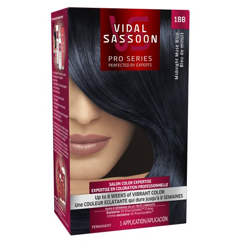 Vidal Sassoon London Luxe 1bb Midnight Muse Blue  review