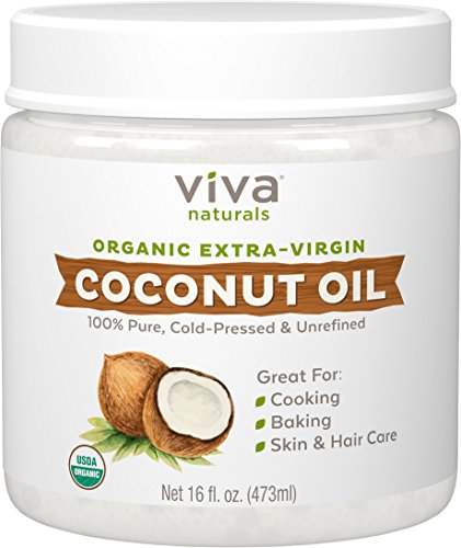 Viva Naturals Organic Extra Virgin Coconut Oil review