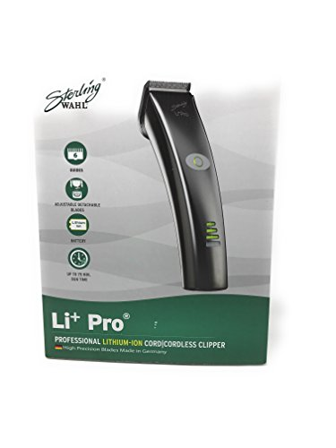 Wahl Professional Sterling Li Pro Clipper #8546 review