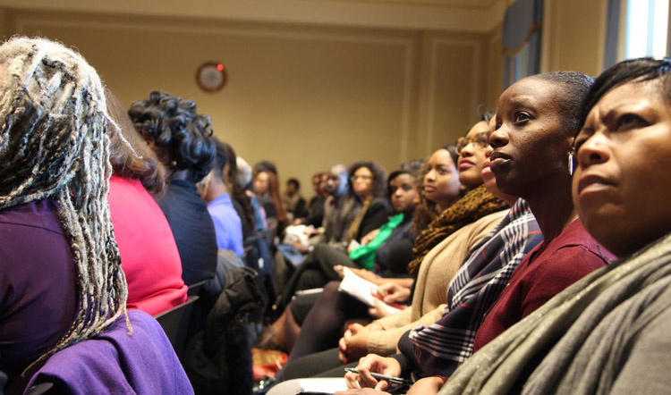 Black Women Political Leaders