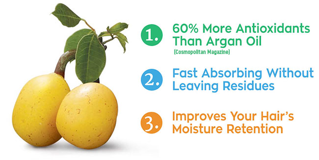 How it works marula oil