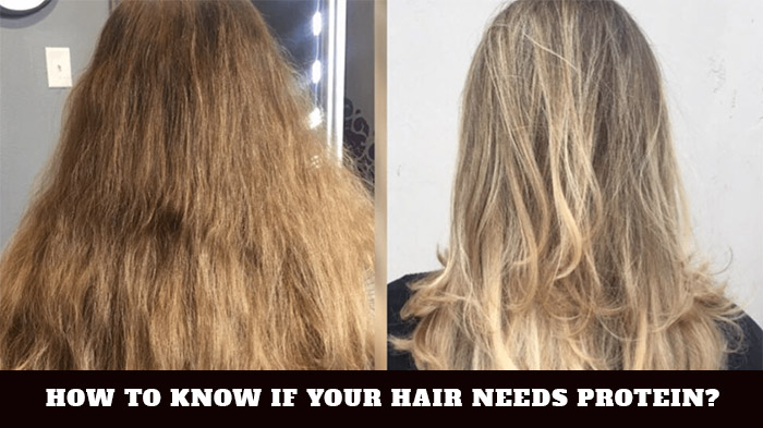 How to know if your hair needs protein?
