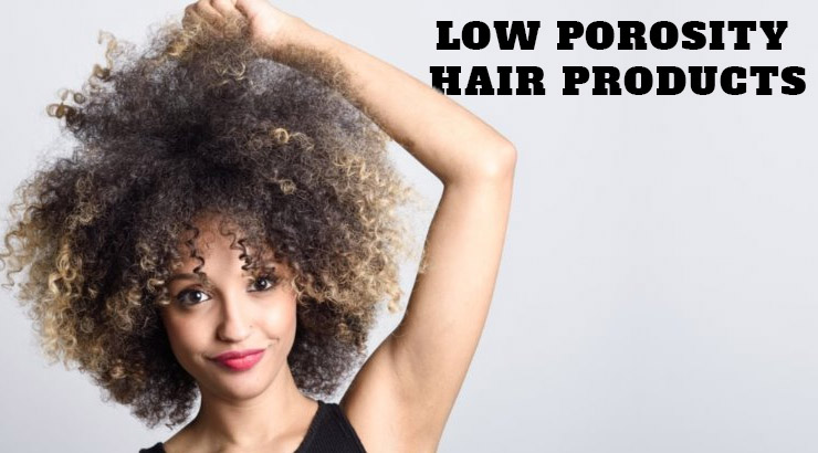 Low Porosity Hair Products