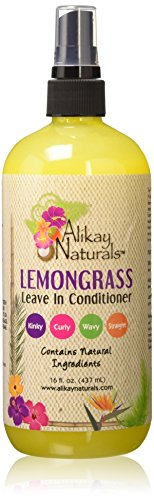 Alikay Naturals - Lemongrass Leave-In Conditioner. review