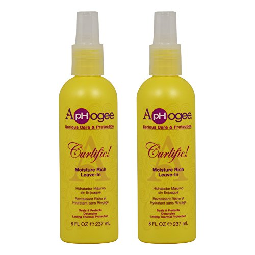 ApHogee Curlific Moisture Rich Leave-In review