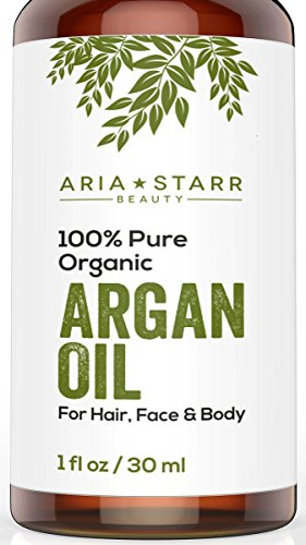 Aria Starr Beauty ORGANIC Argan Oil. review