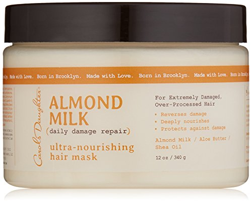 Carol\'s Daughter Almond Milk Ultra-Nourishing Mask review