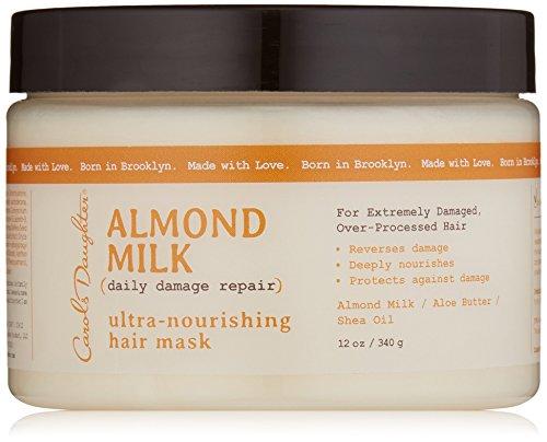 Carol\'s Daughter Almond Milk Ultra-Nourishing Mask review