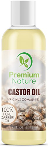 Castor Oil Pure Carrier Oil - Cold Pressed Castrol Oil  review