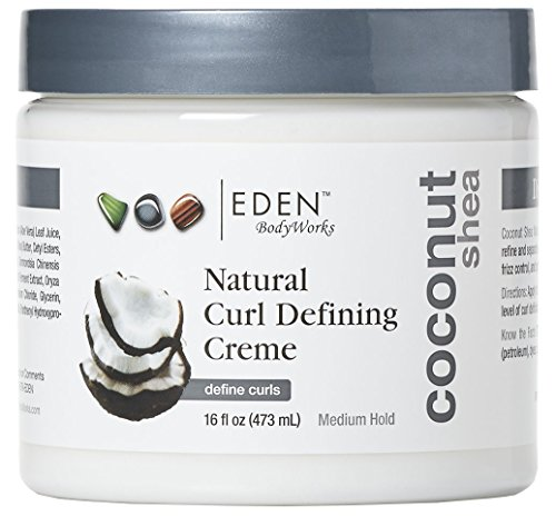 Eden BodyWorks Coconut Shea Curl Defining Crème review