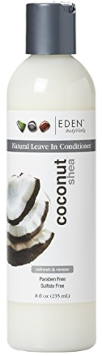 Eden BodyWorks Coconut Shea Leave-In Conditioner review