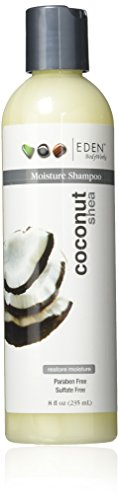 Eden bodyworks Coconut Shea Moisturizing Shampoo review