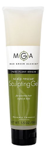 Max Green Alchemy Organic Formula Sculpting Gel Tube  review