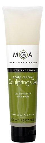 Max Green Alchemy Organic Formula Sculpting Gel Tube review