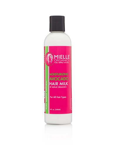 Mielle Organics Moisturizing Avocado 8-ounce Hair Milk review