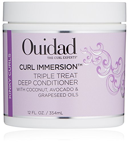 Ouidad Curl Immersion Triple Treat Deep Conditioner review