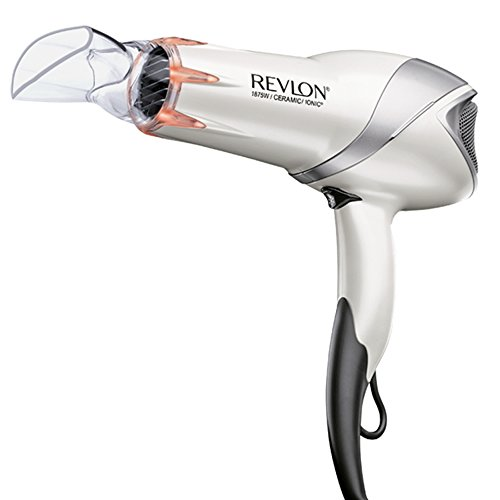 Revlon 1875W Infrared Hair Dryer for Faster Drying & Maximum Shine review