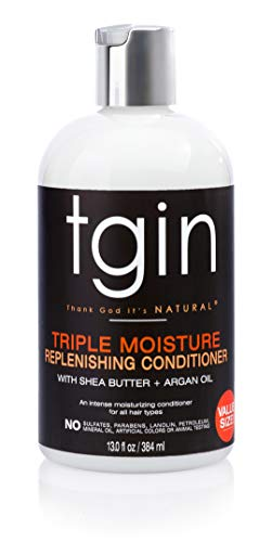 Thank God It\'s Natural Triple Moisture Replenishing Conditioner for Hair review