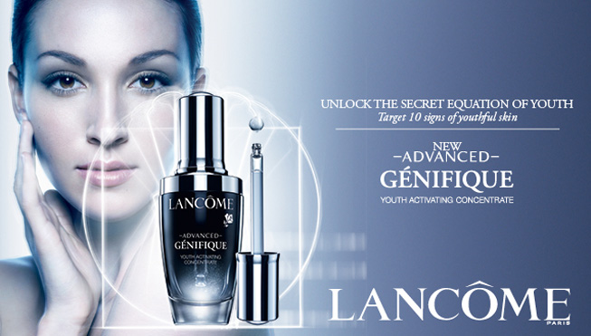 Lancôme Advanced Genifique The Serum for A Younger Skin